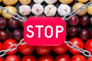 Предложение таможни о расширении продовольственного эмбарго